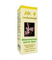 Albrecht Bachblüten Nr. 4 - Lernbereitschaft 10g...