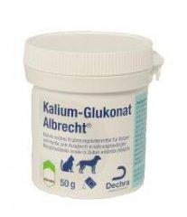Albrecht Kalium-Glukonat 50g Ergänzungsfuttermittel...