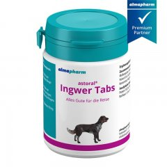 astoral® Ingwer Tabs 30 Tabletten...