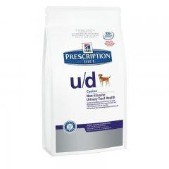 HILLS Prescription DIET u/d Canine Trockenfutter für...