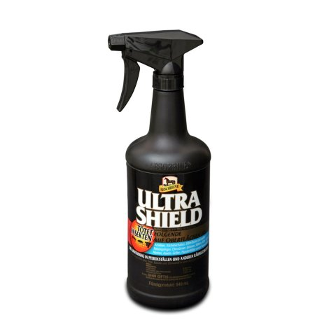 Absorbine® Ultra Shield black® Sprayer 946ml INSEKTENSCHUTZ für Pferde