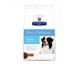 HILLS Prescription DIET DERM DEFENSE Canine Trockenfutter...