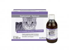 Alfavet Nephrostat® Tonicum 3x 280ml (840ml)...