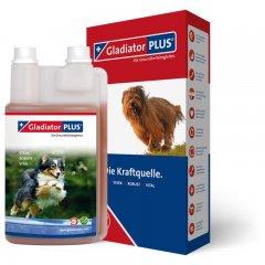 Gladiator Plus Hund 1000ml Ergänzungsfutter