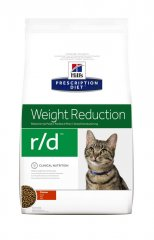 HILLS Prescription DIET r/d Feline Trockenfutter 1,5kg...