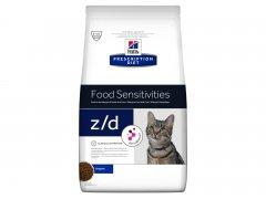 HILLS Prescription DIET z/d Feline Low Allergen...