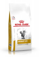 Royal Canin CAT URINARY S/O MODERATE CALORIE...