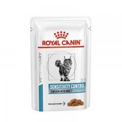 Royal Canin SENSITIVITY CONTROL Huhn mit Reis Feine...