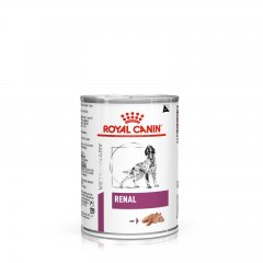 Royal Canin RENAL Mousse 12 x 410g Nassfutter für Hunde
