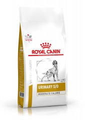 Royal Canin URINARY S/O MODERATE CALORIE Trockenfutter...
