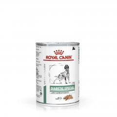 Royal Canin DOG DIABETIC SPECIAL LOW Carbohydrate Mousse...