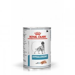 Royal Canin HYPOALLERGENIC Mousse (Loaf) Nassfutter...
