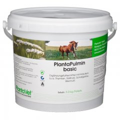PlantaVet PlantaPulmin basic Ergänzungsfuttermittel...
