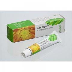 VulnoPlant Wundpflegecreme 10g zum Auftragen auf die Haut...