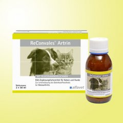 Alfavet ReConvales® Tonicum Artrin 3 x 90ml für...