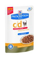 HILLS Prescription DIET c/d Urinary Stress Feline...