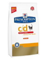 HILLS Prescription DIET c/d Urinary Stress Feline 4kg für...