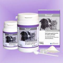 Alfavet Renal® Combi 150g Ergänzungsfuttermittel...