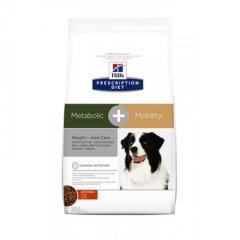 HILLS Prescription DIET Metabolic + Mobility Canine 4kg...